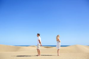 Five suggestions to improving communication with your Asperger's partner