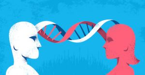 Asperger's syndrome is caused not by one gene but many.