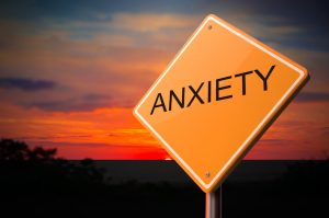 Anxiety in adults with Asperger's