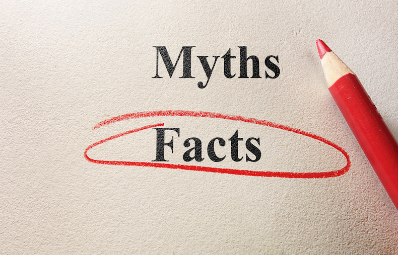 Separating fact from fiction helps one cope more effectively with this condition.