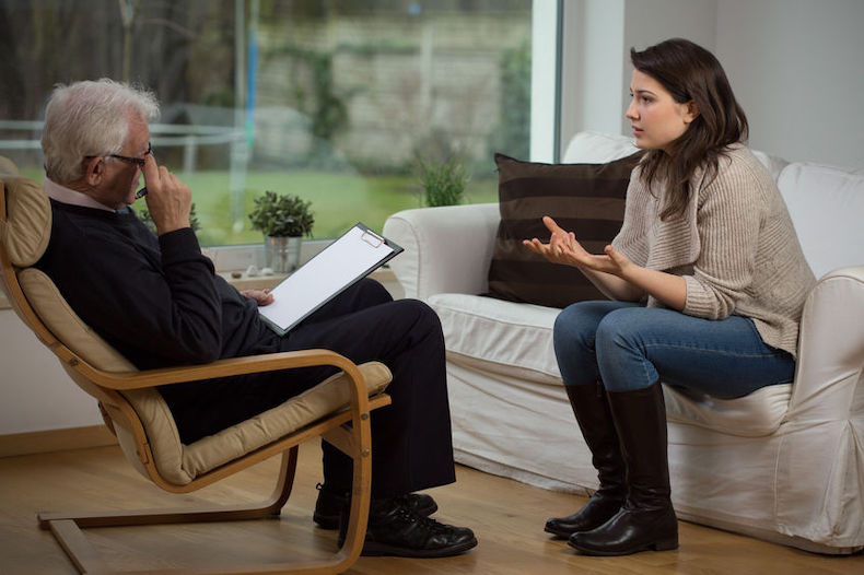 The process of therapy for adult Asperger's involves learning one's perspectives, analyzing thinking, recognizing the consequences of behavior, and coping with everyday problems