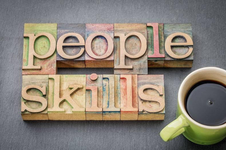 people skills, social skills